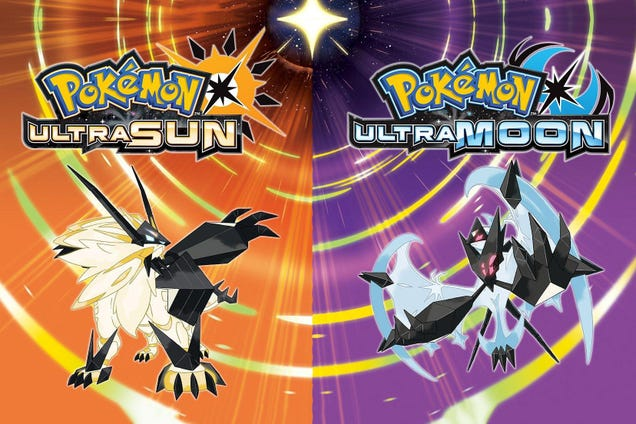 Illustration for article titled Pokemon Ultra Sun and Moon Not On Switch? Here is Why