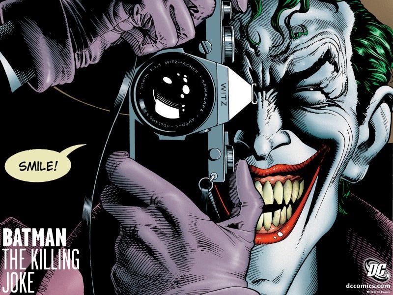 Illustration for article titled Mark Hamill Will Voice the Joker One More Time for The Killing JokeFilm