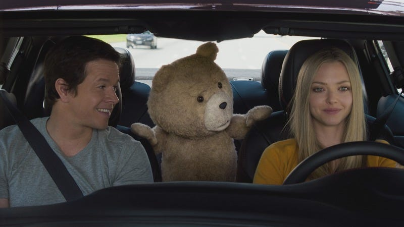 Illustration for article titled Ted 2 gets filthier but less charming