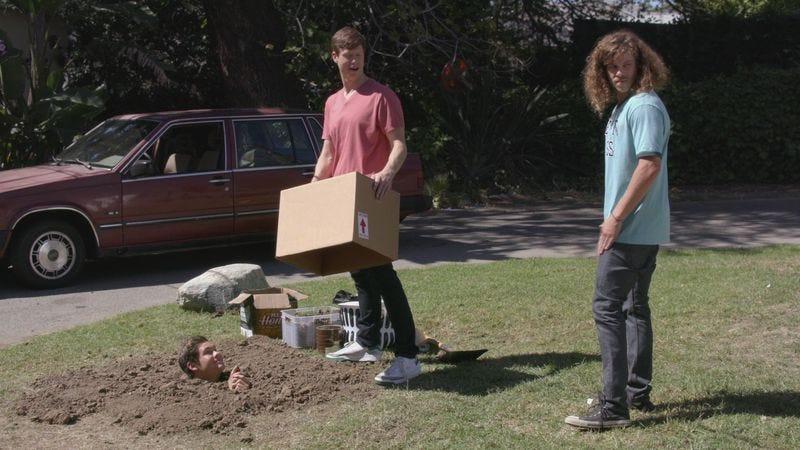 Adam DeVine, Anders Holm, Blake Anderson (Comedy Central)