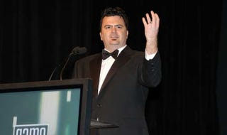 Illustration for article titled Tim Schafer To Don Tuxedo For Game Developers Choice Awards Hosting Duties