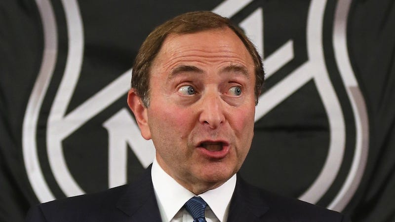 Illustration for article titled How The Worst Commissioner In Sports Broke The NHL