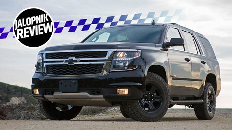 The 420 HP 2019 Chevy Suburban RST Is America's Next Super ...