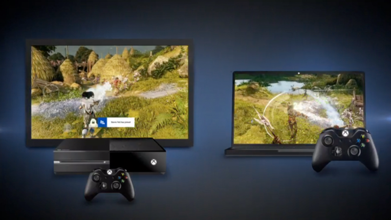 Illustration for article titled How Cross-Play on Xbox and Windows 10 Will Work
