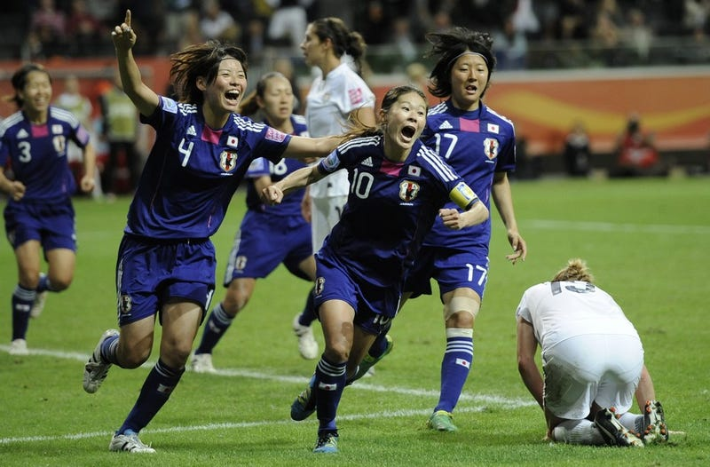 Illustration for article titled Japan Defeats US in Nail Biting Shootout