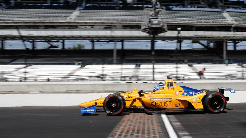 McLaren Will Host a $50,000 Monument to Its Failure at the Indy 500