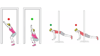 Illustration for article titled Test Your Basic Mobility and Core Strength with These Seven Moves
