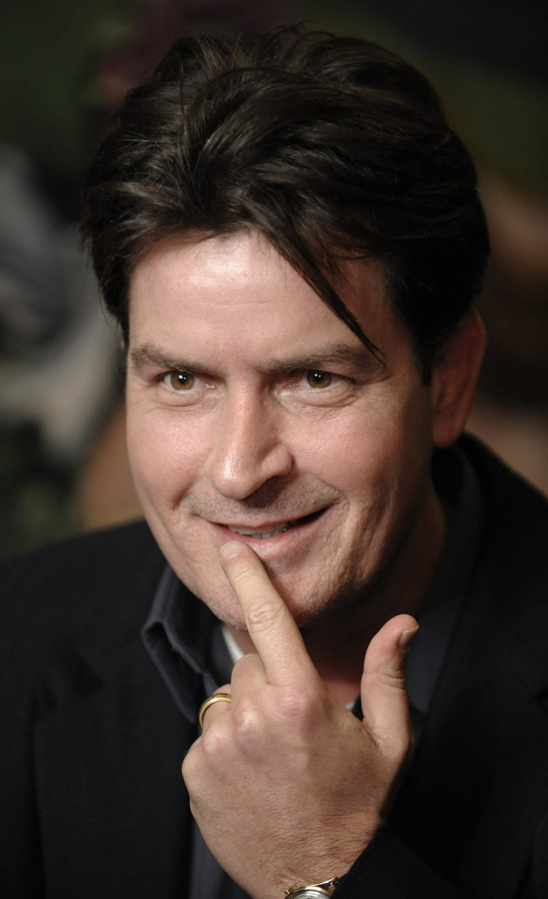 Illustration for article titled Charlie Sheen Completes Human-To-Meme Transformation In Record Time