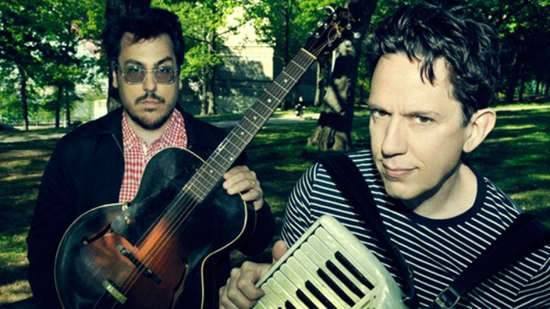 Illustration for article titled They Might Be Giants' John Linnell