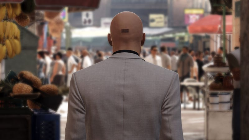 Illustration for article titled Hitman Headlines February's PlayStation Plus Lineup