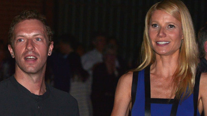 Illustration for article titled OMG: Gwyneth Paltrow and Chris Martin Have Separated