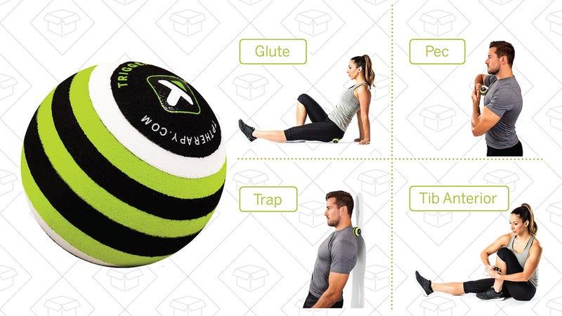 TriggerPoint Foam Massage Ball | $8 | Amazon