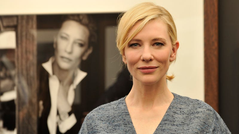 Illustration for article titled Cate Blanchett to play anti-feminist activist in FX limited series fromMad Menwriter