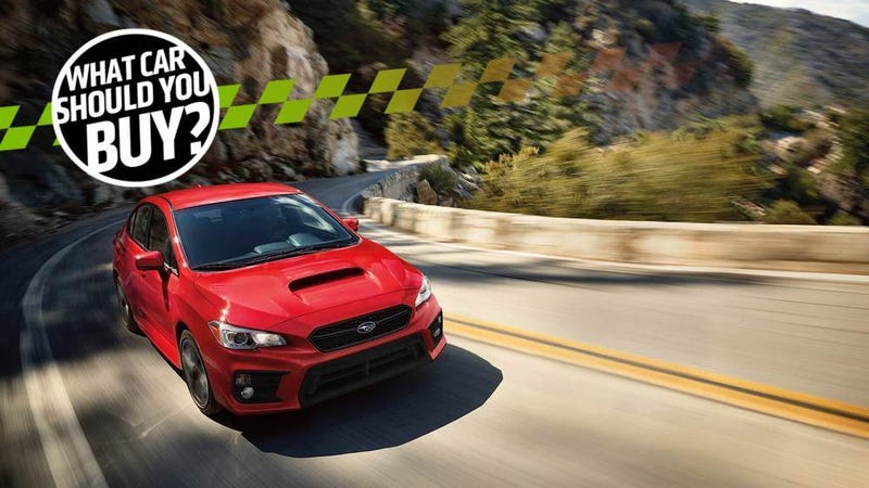 Illustration for article titled My Subaru WRX Is Cursed! What Car Should I Buy?