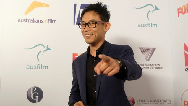 James Wan and One of John Wick s Writers Are Making a Time-Travelling Cop Movie