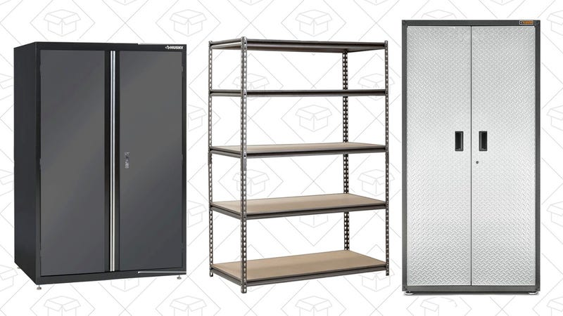 Storage and Shelving Sale | Home Depot