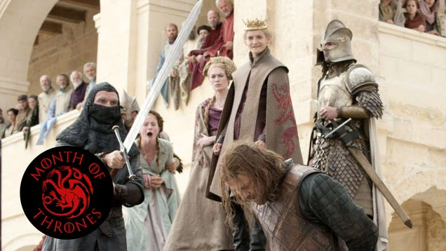 Game Of Thrones  shocking execution rewrote the rules of genre storytelling