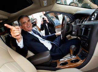 Illustration for article titled Transportation Secretary To Toyota Owners: Stop Driving Recalled Cars
