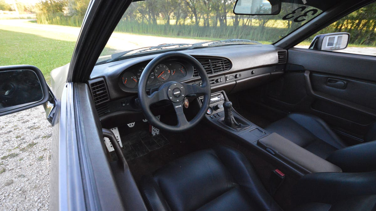 This Insane 525 Hp Porsche 944 Came Back To Life After Sitting For Ls1 Wiring Seven Years