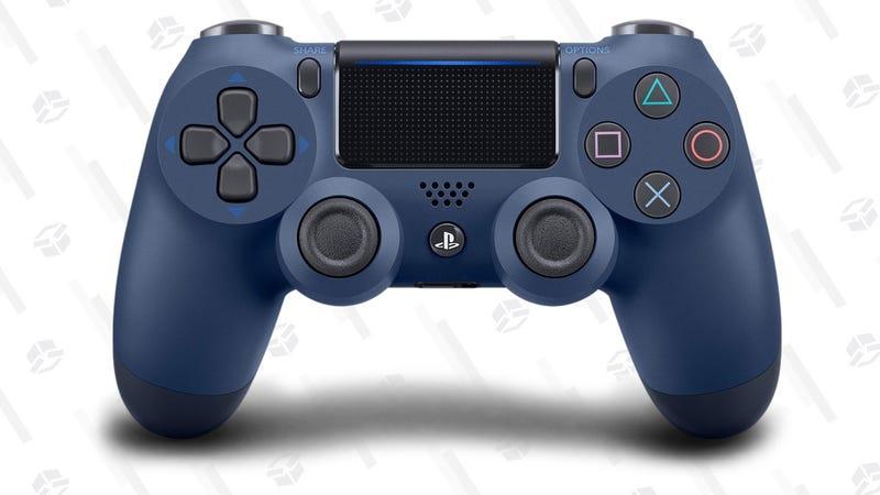 DualShock 4 Wireless Controller Midnight Blue | $40 | Amazon