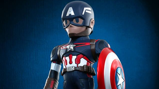 Illustration for article titled Hot Toys' Adorable Age Of UltronToys Are Not What You'd Expect