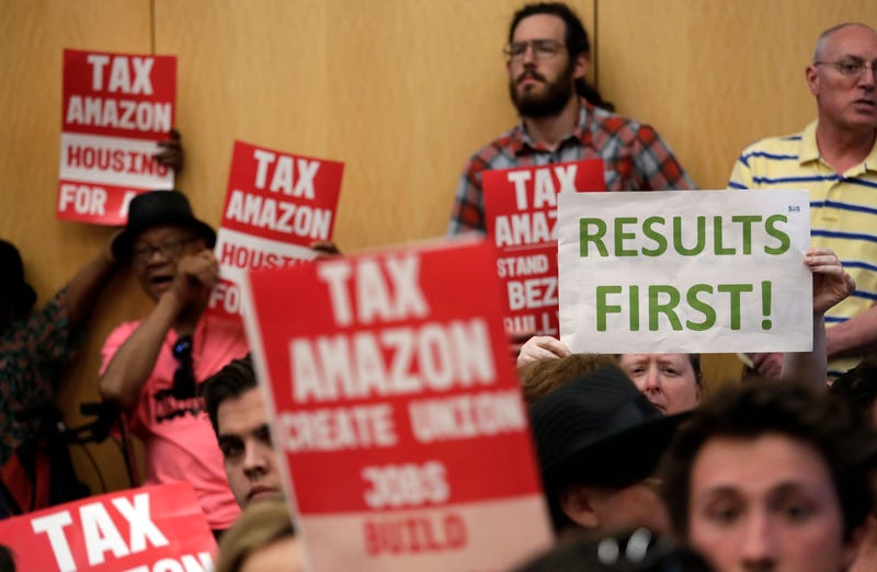Illustration for article titled Against Amazon's Wishes, Seattle Passes 'Head Tax' on Big Businesses