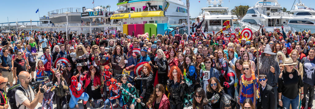 San Diego Comic-Con 2020 Is Canceled