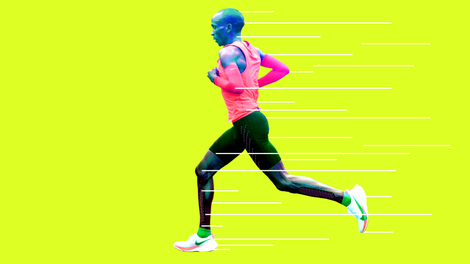 how to train yourself to run for longer
