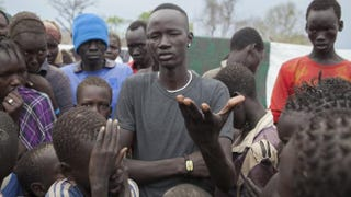 Conflict in South Sudan in mid-December triggered a large refugee influx into Ethiopia.AFP/Getty Images