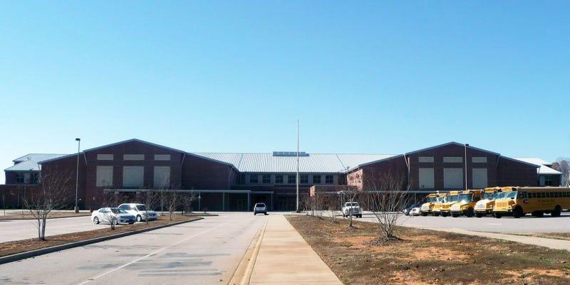 Good ole Carson High School.