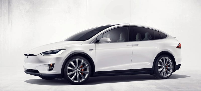 Tesla mini van