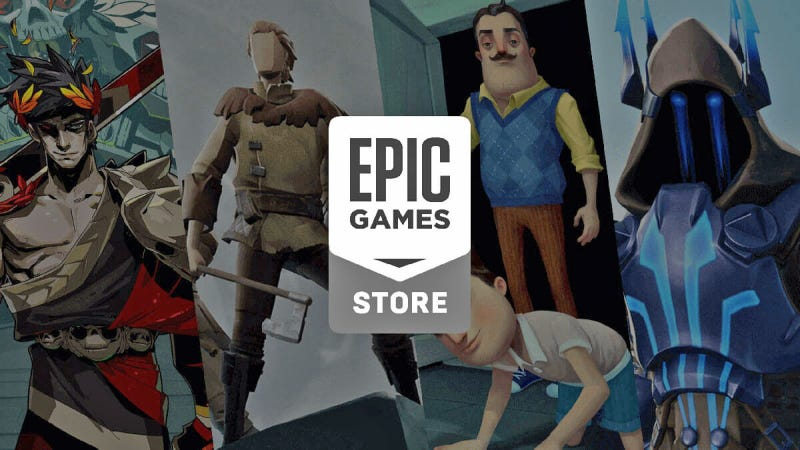Illustration for article titled Epic Says Its Store Won't Sell 'Porn Games Or Bloatware'