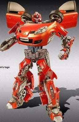 Illustration for article titled Chinese Transformers Will Put Optimus Prime To Shame