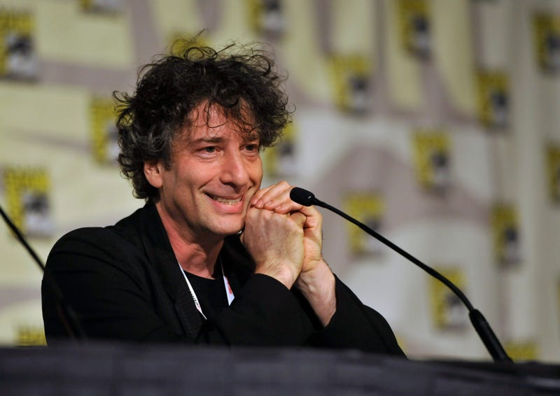 Illustration for article titled Neil Gaiman Is Getting His Own Television Series!