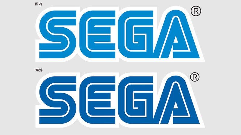 Illustration for article titled Descubren que el logo de Sega tiene un color diferente en Japón que en el resto del mundo