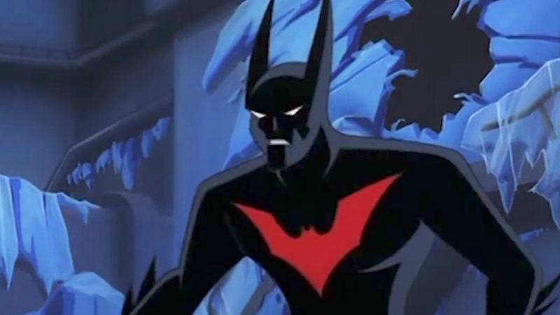 Batman Beyond (Screenshot: YouTube)