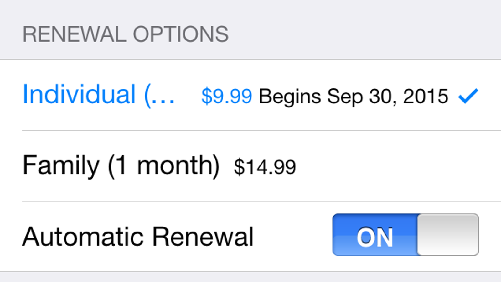 How to Turn Off the Automatic Subscription Renewal in Apple