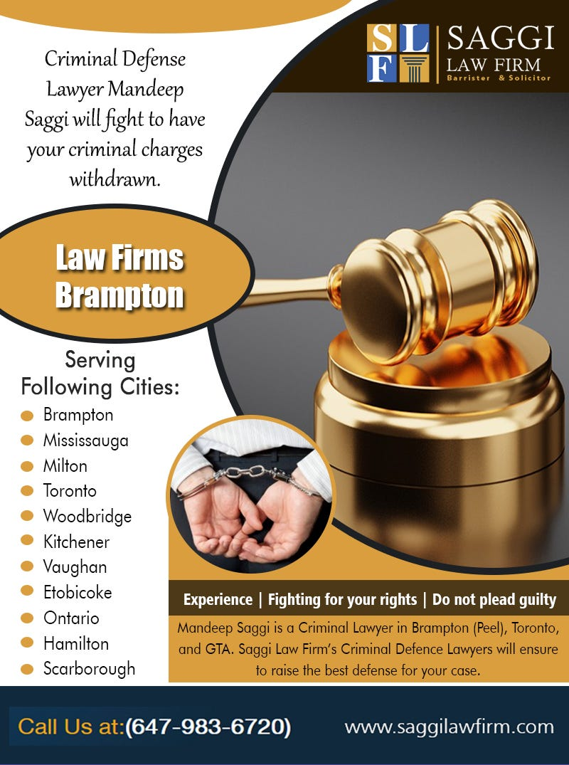 Illustration for article titled Law Firms Brampton