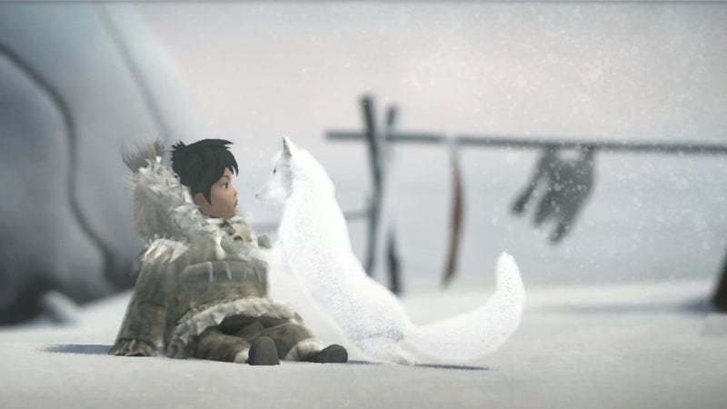 Illustration for article titled Never Alone is a warm welcome to Alaska Native folklore