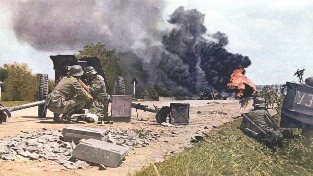 the mistakes and successes of the british army during the world war ii Factors that handicapped the british  conflict in europe and asia in world war ii, the vietnam war, or in the liberation of iraq in 2003-2004  the british army could defeat that would .