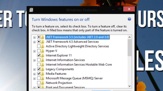 Illustration for article titled This List Details All the Windows Features You Can Safely Disable