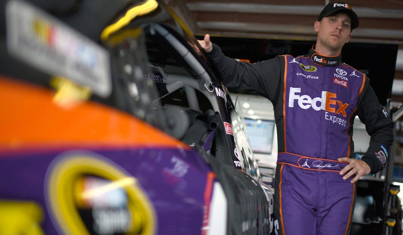 e07aaccb184526 Denny Hamlin Is Fine With NASCAR s Ever-Changing All-Star Race