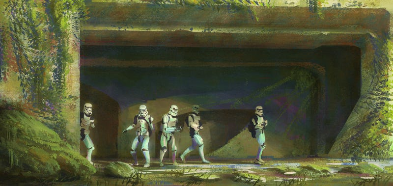 Illustration for article titled Stormtroopers Have No Idea What They're Doing