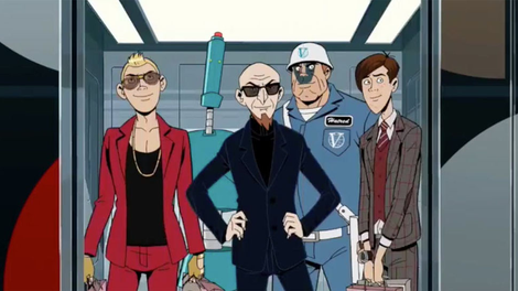 a quick guide to the venture bros ahead of season 7 premiere