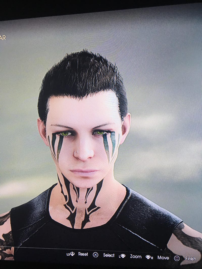 Players Are Creating Amazing Avatars For Final Fantasy XV's