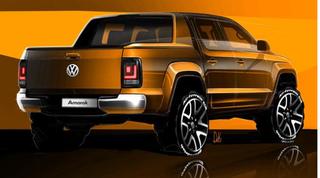 Illustration for article titled Ford & VW commercial platform sharing?