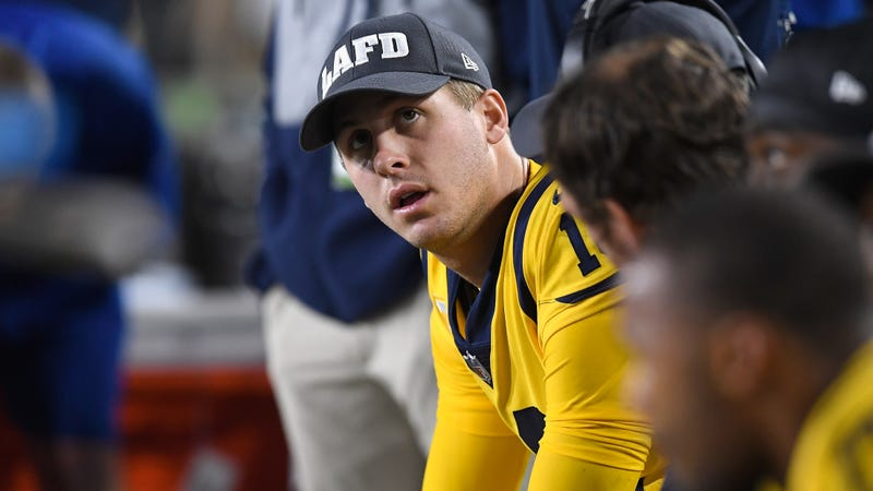 Illustration for article titled Is Jared Goff Funny? A Brief Investigation