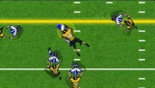 Illustration for article titled Where Madden Plugs a Gap, Another Sees a Running Lane