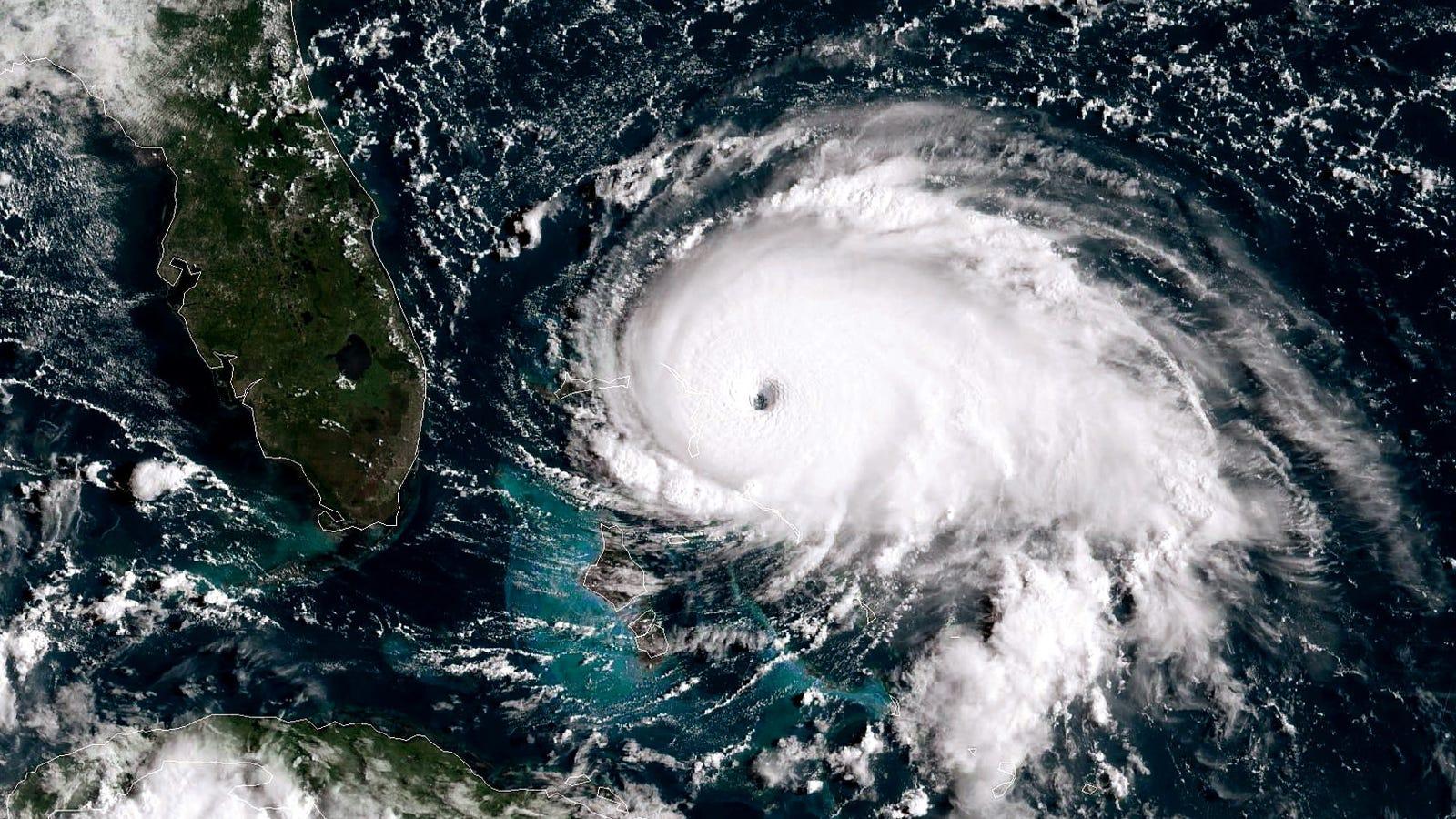How to Help Hurricane Dorian Relief Efforts