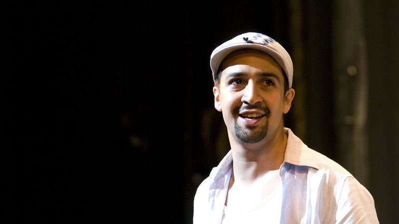 Illustration for article titled Lin-Manuel Miranda's other Broadway hit might be coming to movie screens